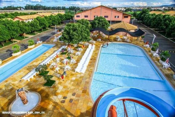 Apartamento 1 Quarto Para Venda Em Caldas Novas, Di Roma Fiori, 1 Dormitório, 1 Banheiro, 1 Vaga - 073