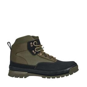Bota Hiker Schatz Adventure H002 Verde Olivo 826454