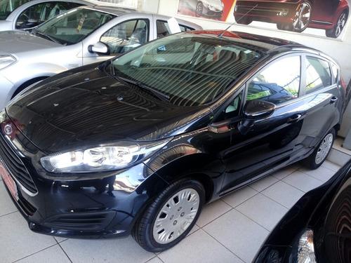 Ford Fiesta 1.5 S Flex 5p 2015