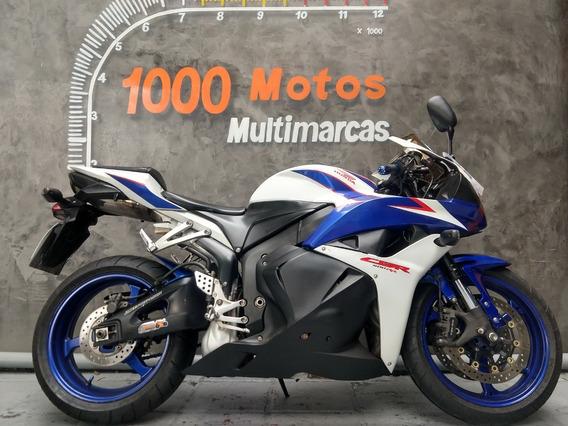 Honda Cbr 600 Rr 2010 Otimo Estado Aceito Moto