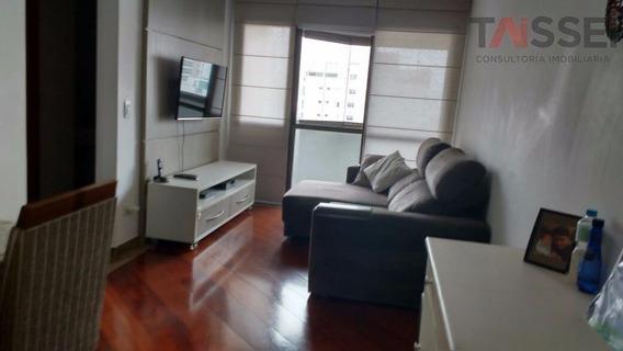 Apartamento À Venda, 67 M² Por R$ 520.000,00 - Vila Gumercindo - São Paulo/sp - Ap2007