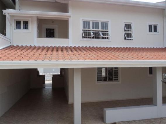 Casa Com 3 Dormitórios À Venda Por R$ 620.000,00 - Jardim Paiquerê - Valinhos/sp - Ca1737