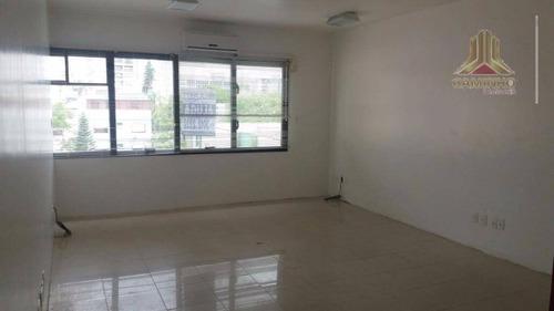 Imagem 1 de 13 de Sala Comercial De 51,19 M² Na Avenida Cristovão Colombo Em Porto Alegre - Sa0136