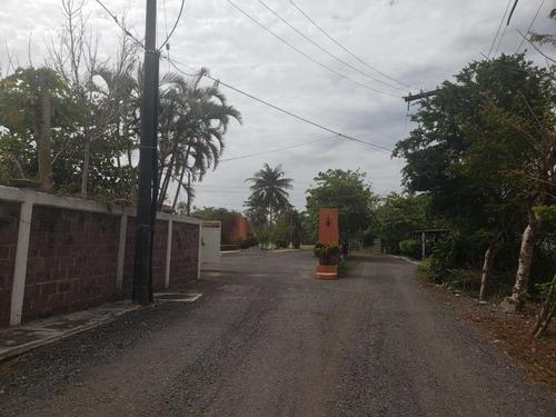 Imagen 1 de 12 de Terreno En Venta Dos Bocas - El Tejar