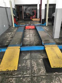 Rampa De Alinhamento / Elevador Automotivo Rav 3.500 Kg