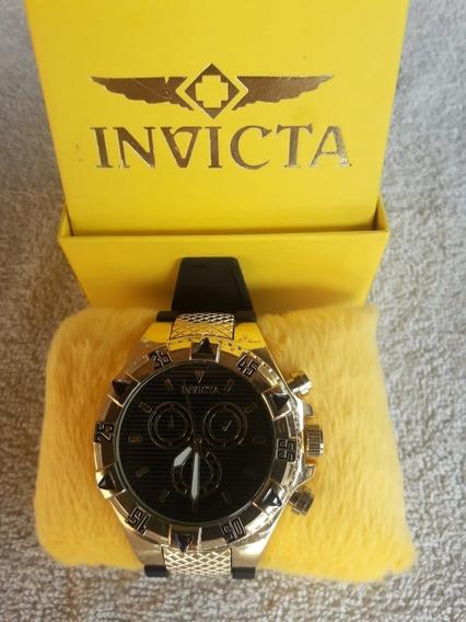 Lindo Relógio Invita Na Caixa Com Almofada Conforme A Foto