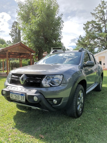 Renault Duster Oroch 2.0 Outsider Plus 2018
