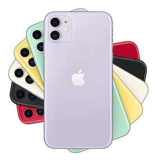 iPhone 11 64gb Nuevos Sellados Garantía 12 Cuotas-inetshop