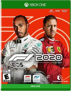 ..:: F1 2020 ::.. Xbox One En Game Center
