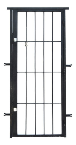 Puertas Rejas De Hierro Nuevas En Varilla 12mm