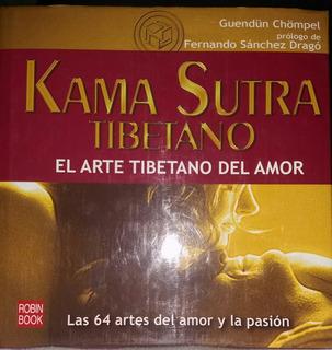 Libro Kama Sutra Tibetano - Guendün Chömpel (nuevo)