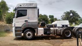 Mercedes-benz Mb 2544 13/13 Trucada Forrada Pneus Tel 31 9