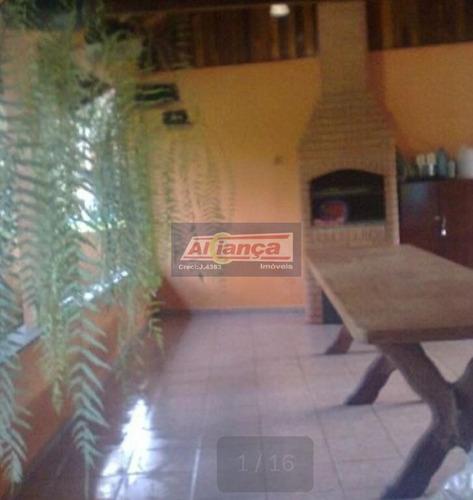 Chácara Com 3 Dormitórios À Venda, 1360 M² - Jardim Cinco Lagos - Mairiporã/sp - Ai17917