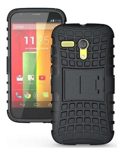 Carcasa Protector De Golpes Y Caidas Motorola Moto G