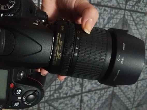 Desapego Nikon Profissional Flash Sb700+lente 18-105