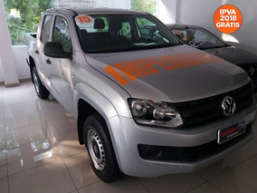 Amarok 2.0 Trendline 4x4 Cd 16v Turbo