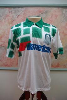 Camisa Futebol Foz Do Iguaçu Pr Campeã Jogo Antiga 416
