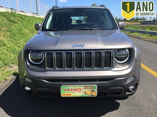 Jeep Renegade Longitude 1.8 16v Completo