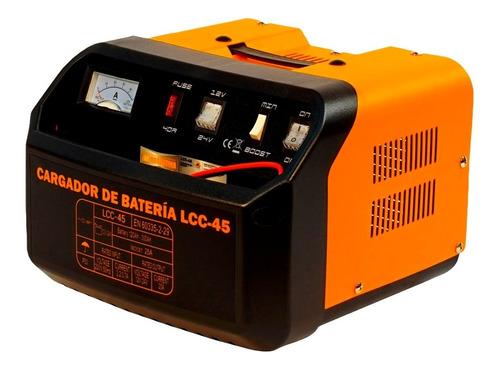 Cargador De Bateria Portatil 12/24v Lusqtoff Lcc-45 12v 24v