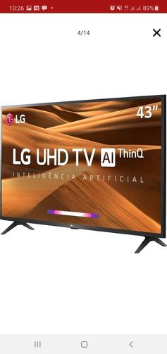 Smart Tv 43' Leg 4k Ai (LG)