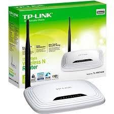 Roteador Wireless Tlwr740n 150mb/s Tplink