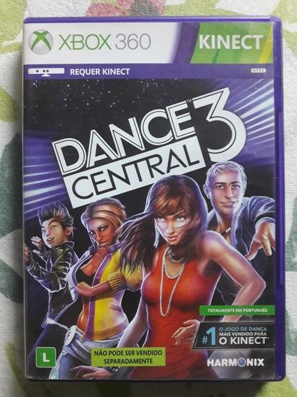 Dance Central 3 Xbox 360 Português