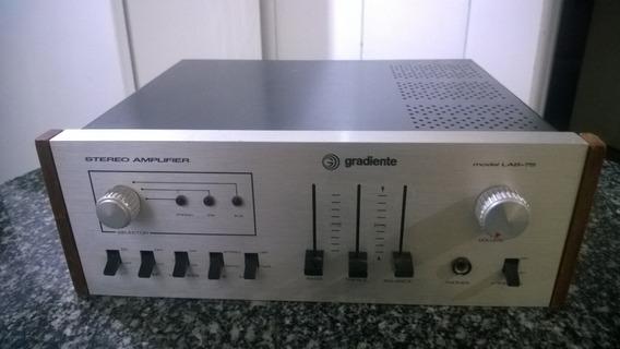 Amplificador De Som Gradiente Lab-75