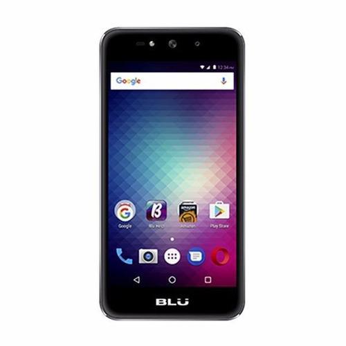 Celular Smartphone Blu Grand G110eq 8gb Preto - Dual Chip