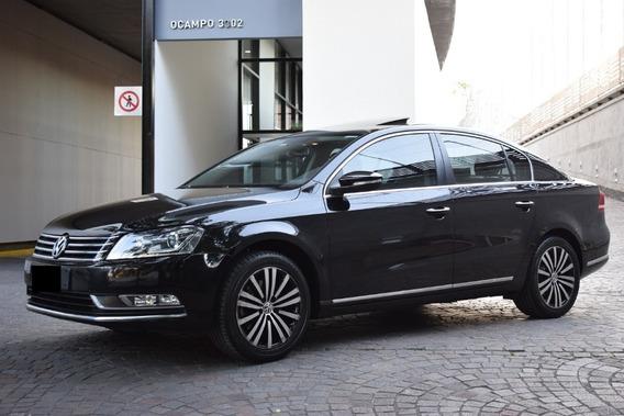 Volkswagen Passat 2.0 Tsi Luxury Dsg 2013 62.000 Kms