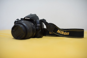 Nikon D5000 - Kit 18-55mm 12.3 Mp