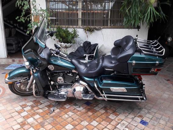 Harley Davidson Negro