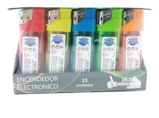 Candela Caja Encendedor Electrónico X 25