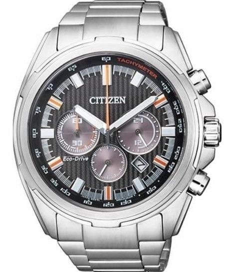Relógio Citizen Eco Drive Masculino Original Chronograph Watch Ca4220-55e