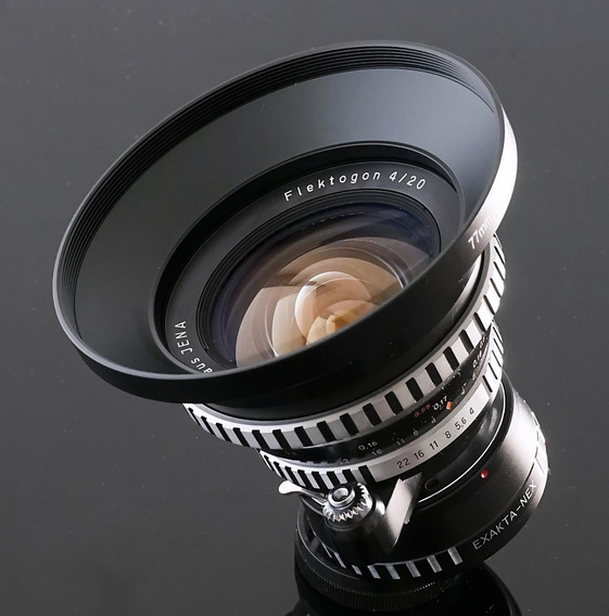 Lente Carl Zeiss Jena Flektogon 20mm Exa(sony-e \ Canon Eos)