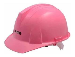 Casco Urrea Color Rosa