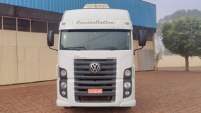Vw 25.320 Constellation Teto Alto 6x2 (trucado)