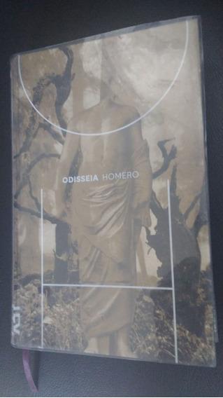 Odisseia - Homero - Edição De Luxo (capa Dura)