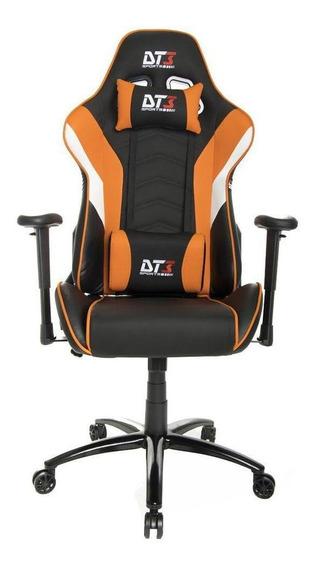 Cadeira Gamer Dt3 Sports Elise, 10636-6, Laranja