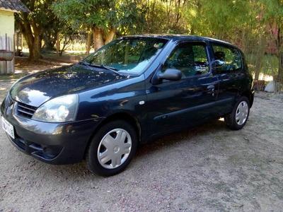 Renault Clio 1.0 8v Authentique 3p 2007