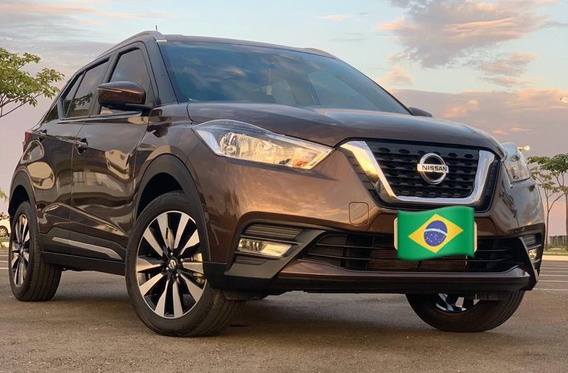 Nissan Kicks Sl 2017 Com 20mil Km - Impecável