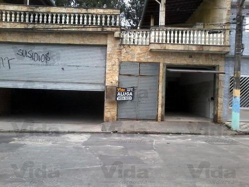Galpão Para Aluguel, 160.0m² - 25543