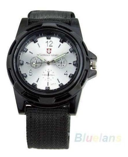 Relógio Masculino Gemius Army Militar Importado Exercito