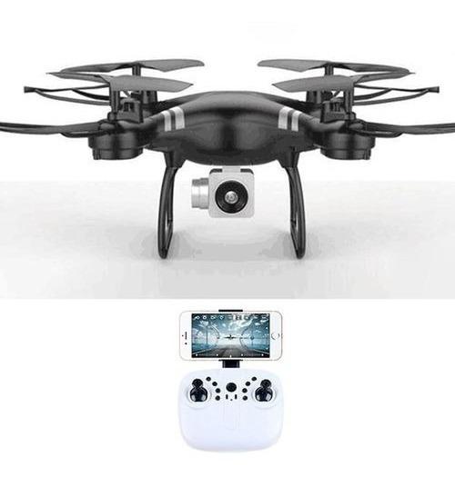 Drone Hjmax Com Câmera Hd Fpv Wi-fi - Liquidação!