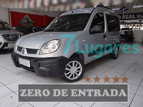 Renault Kangoo 7 Lugares Authentic 1.6