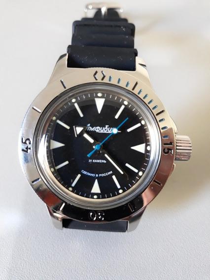 Relógio Vostok Amphibian
