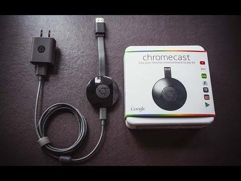 Chromecast 2 Hdmi Edição 2017 Original 1080p Google