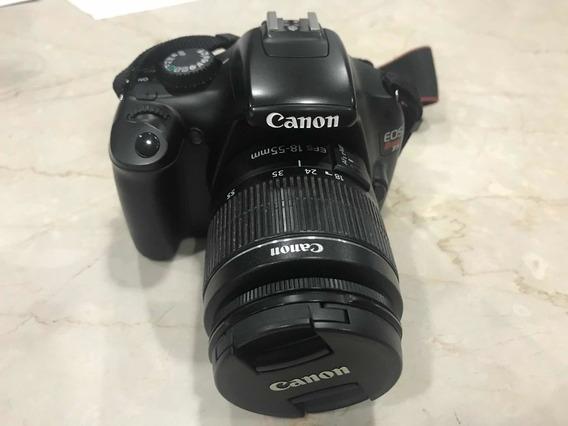 Maquina Fotográfica Digital Canon Eos Rebel T3