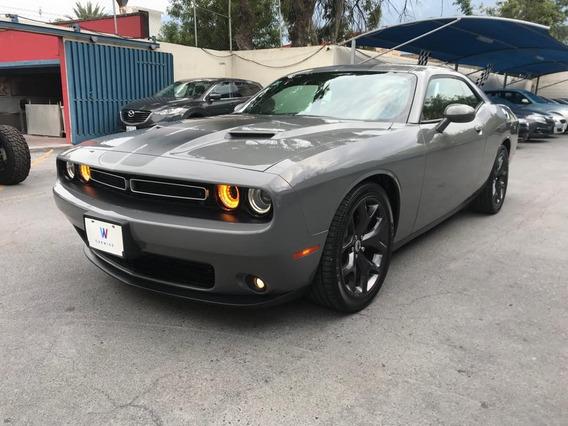 Dodge Challenger Black Top 2017
