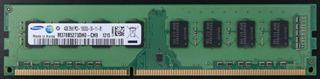 Memoria Dimm Ddr3 4gb Pc3-10600u 1333mhz Samsung Para Pc