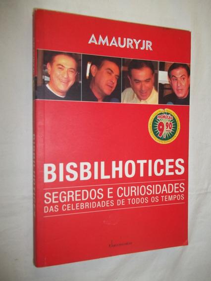 Livro Bisbilhotices - Segredos Curiosidades Das Celebridades